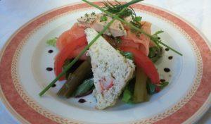 Restaurant Le Grand Condé à Montmirail dans la Marne, 51