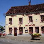 Le Grand Condé, Hôtel, restaurant à Montmirail, Marne, 51